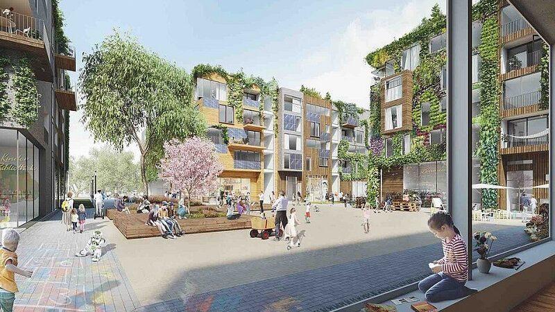 Schumacher Quartier, Berlin-Tegel, TXL, Smart City, Stadt