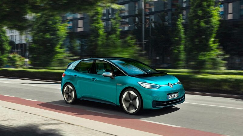 Volkswagen, VW ID.3, Auto, Elektroauto