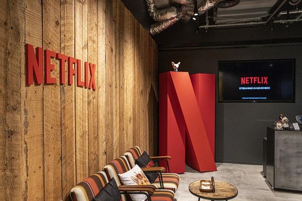 Netflix, Netflix-Büro, Netflix in Tokio, Netflix in Japan