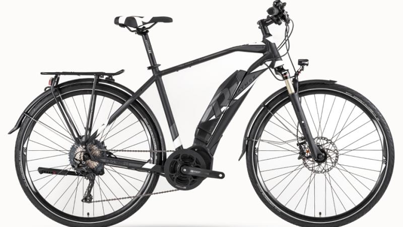 E-Tourray 5.5 Raymon Bikes, E-Bike, Fahrrad, Trekking