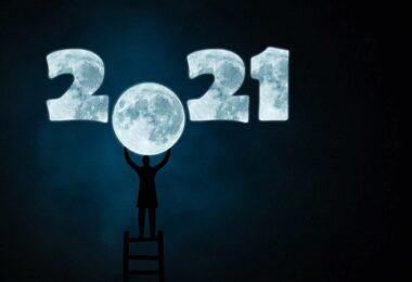 2021, Jahreswechsel 2021
