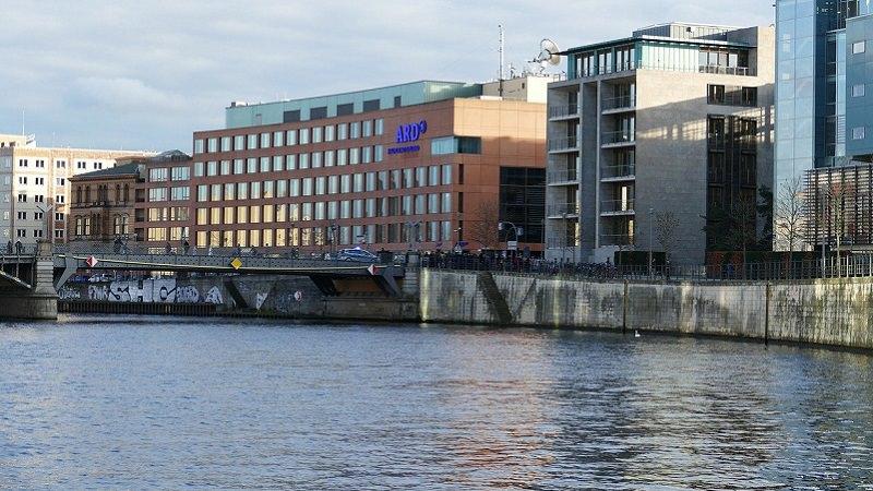 ARD, Berlin, ARD Hauptstadtstudio, Rundfunkbeitrag