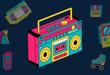 Nostalgie, Retro-Charme, Retro, Nostalgie-Serie, 56-Modem, Gameboy Color