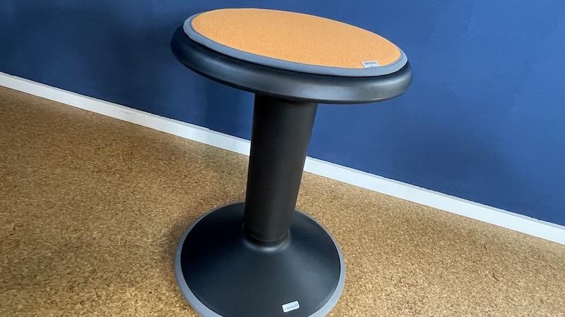 Interstuhl UPis1, ergonomischer Sitzhocker, ergonomischer Stuhl, Testbericht
