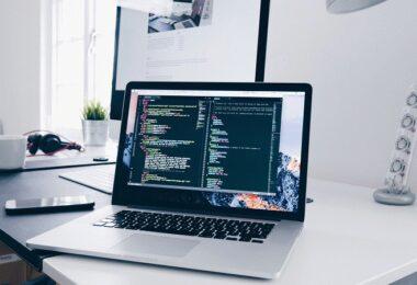 Laptop, Code, Computer, Programmieren