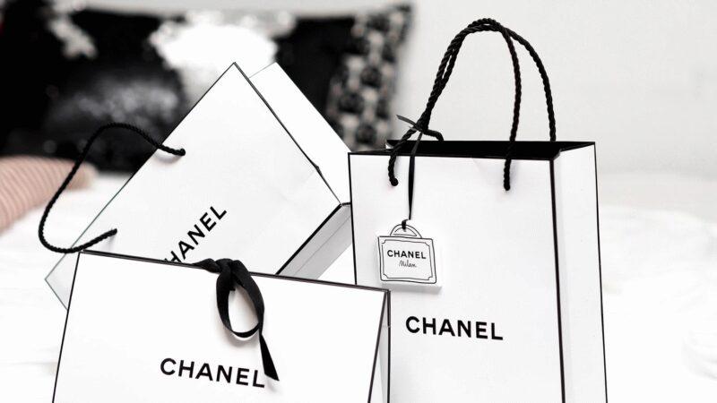Chanel, Luxus, Tasche, Tüte, wertvollste Luxusmarken der Welt
