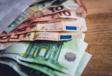 Euro, Geld, Geldscheine