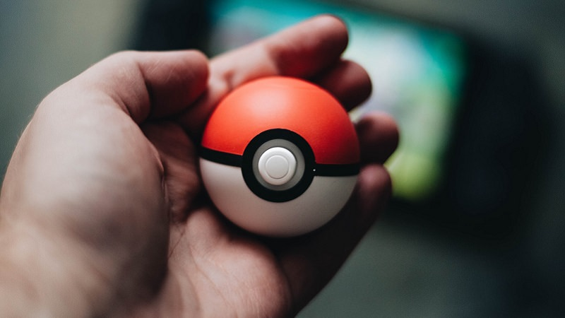 Pokeball, Pokéball, Pokémon Go
