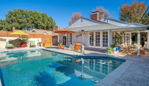 Los Angeles, Kalifornien, Pool, USA, Haus