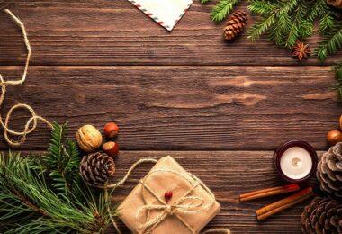 Weihnachten, Geschenke, Weihnachtsgeschenke, nachhaltige Geschenke