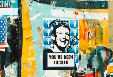 You´ve been Zucked, Mark Zuckerberg, Facebook Graffiti