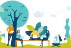 Neujahrsvorsätze nachhaltiges Büro Adobe