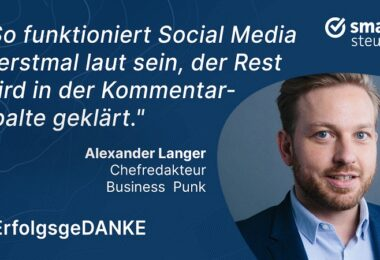 Alexander Langer, Business Punk
