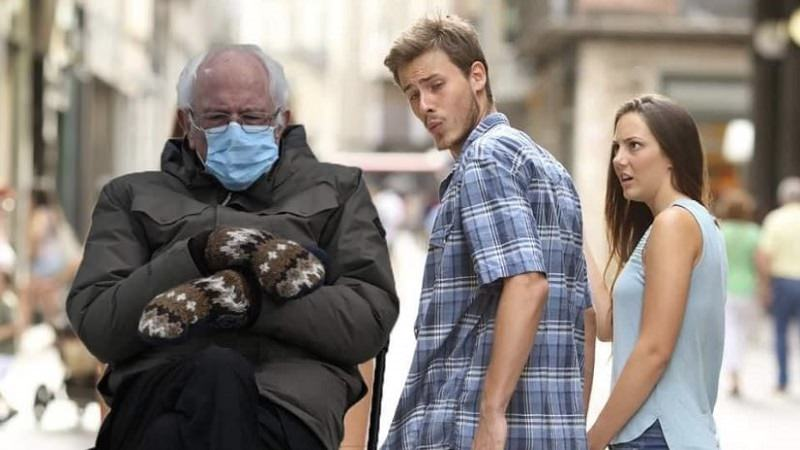 Bernie Sanders, Bernie Memes, Bernie Sanders Meme