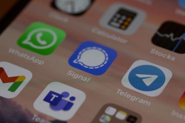 Signal, App, Messenger