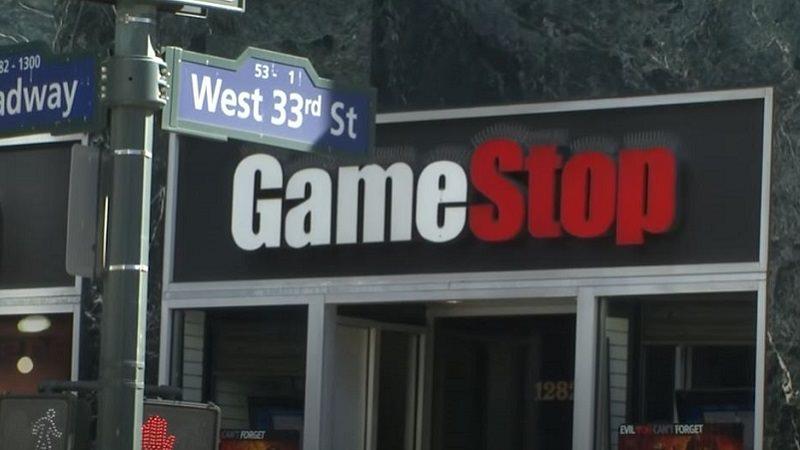 GameStop, Gamestop, GameStop Aktie, Gamestop-Aktie, Gamestop-Hype, beliebteste Aktien im Januar 2021, Gamestop-Zocker