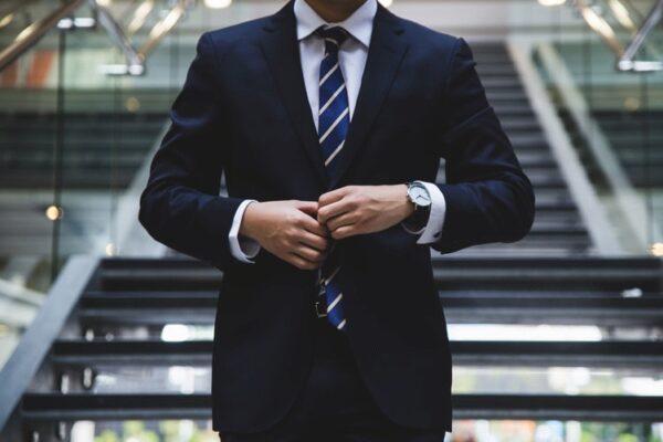 Anzug, Mann, Bankmitarbeiter, Business