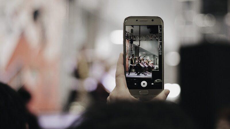 Instagram, Video, App, Smartphone, tanzen