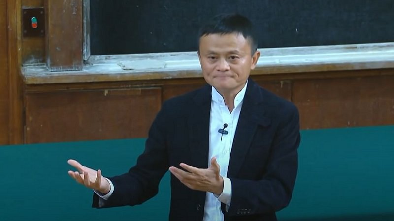 Jack Ma, Alibaba-Gründer