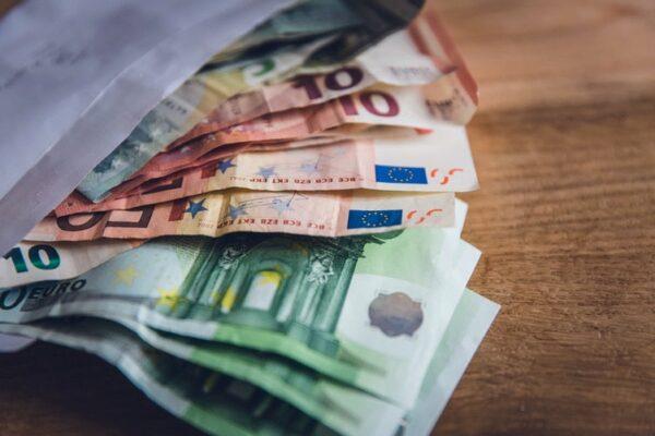 Bargeld, Euro, Geldscheine
