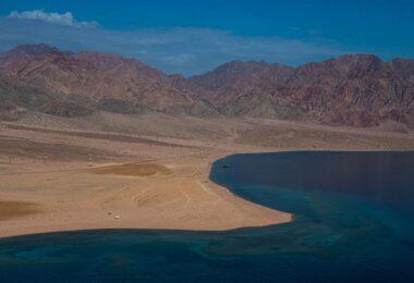 Rotes Meer, Neom, Wüste, Saudi-Arabien, The Line
