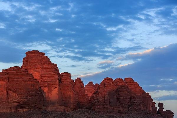 Neom, Saudi-Arabien, Wüste,