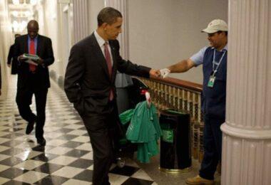Barack Obama, Obama Fist Bump, best Obama Moments, Tipps für Berufseinsteiger