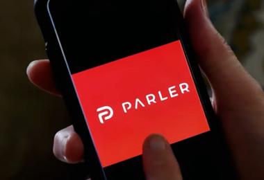 Parler, App, Smartphone