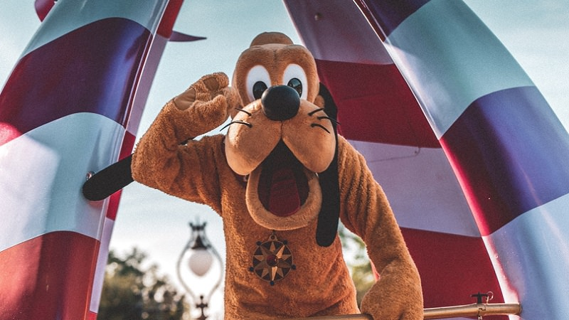 Pluto, Disney World, Disney Plus im Februar 2021