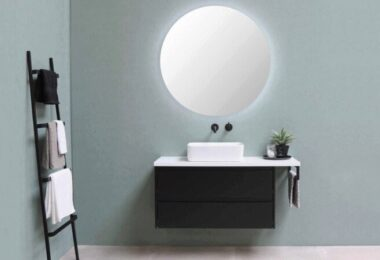 Smart Home fürs Badezimmer, smartes Bad, smarte Toilette