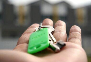 Schlüssel, Wohnungsübergabe, Hausschlüssel, Wohnungsschlüssel, Wohnung mieten