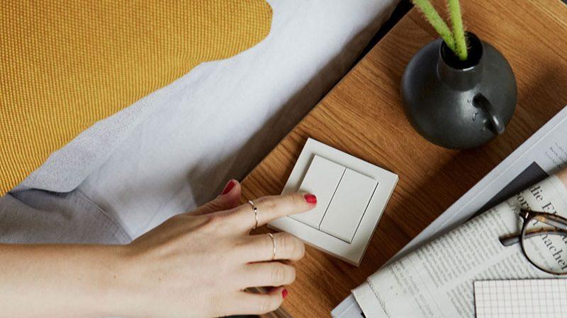 smarter Lichtschalter, Senic Smart Switch
