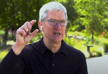 Tim Cook, Apple-Chef