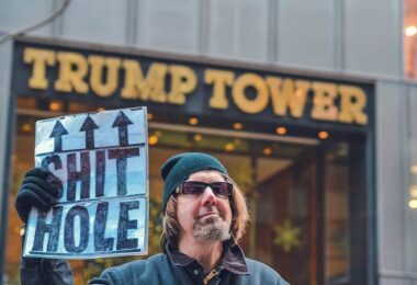 Donald Trump, Trump Tower, der Wendler