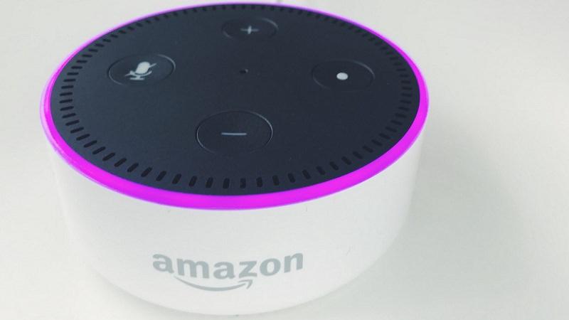 Alexa, Amazon Alexa, Alexa Skills im Home Office, Alexa Skills im Lockdown, Amazon Echo Dot