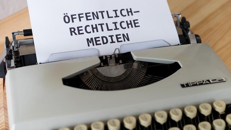 ARD, ZDF, Öffentlich-Rechtliche, TV, Radio, Journalismus,