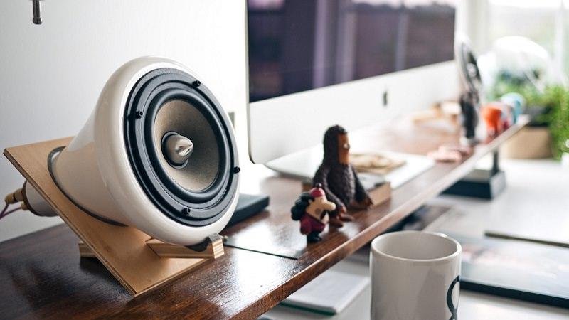 Home Office, Arbeitsplatz, Bürogeräusche, Office Sounds