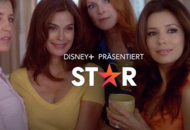 Disney Plus Star Serien, Star bei Disney Plus, Disney Plus Star