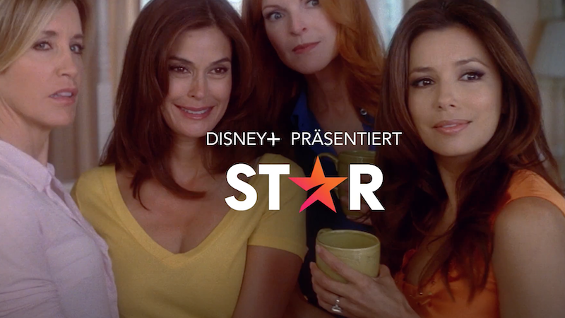 Disney Plus Star Serien, Star bei Disney Plus, Disney Plus Star