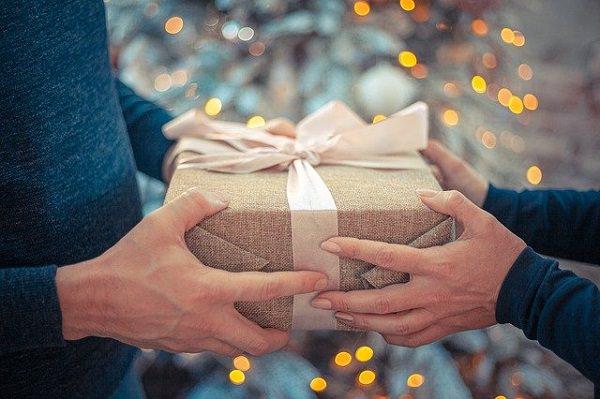Geschenk, Dankbarkeit, Präsent, Dankbarkeit am Arbeitsplatz