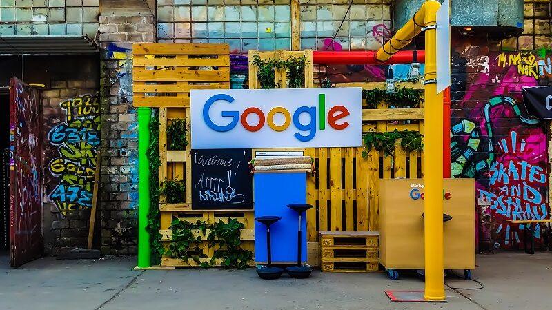 Google, Graffiti
