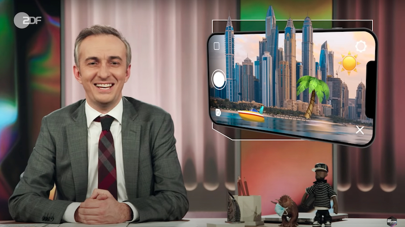 Influencer, Dubai, Influencer in Dubai, Jan Böhmermann, ZDF, ZDF Magazin Royale