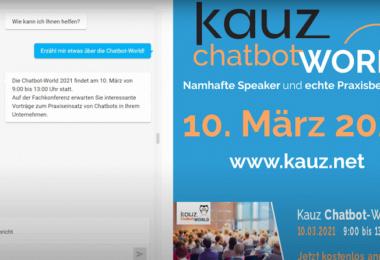 Kauz Chatbot World 2021