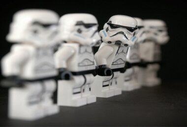 Strumtruppen, Star Wars, Stormtrooper, Markennamen, Lego
