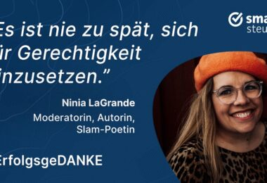Ninia LaGrande, ErfolgsgeDANKE, Podcast, All Inclusive Podcast