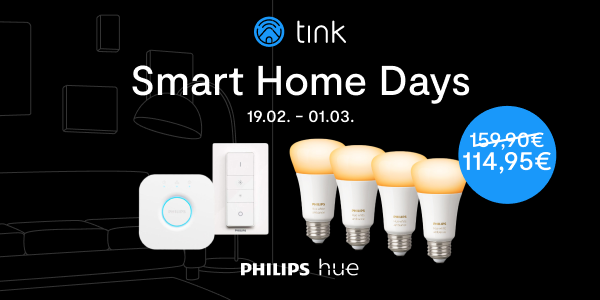 tink Smart Home Days