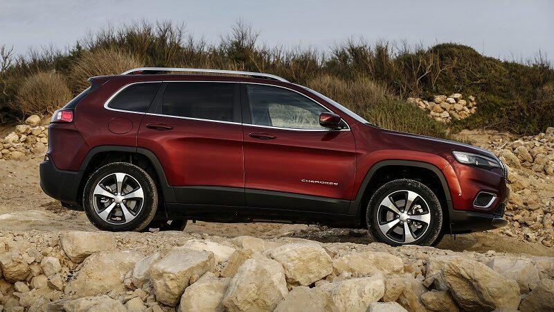 Jeep Cherokee, SUV