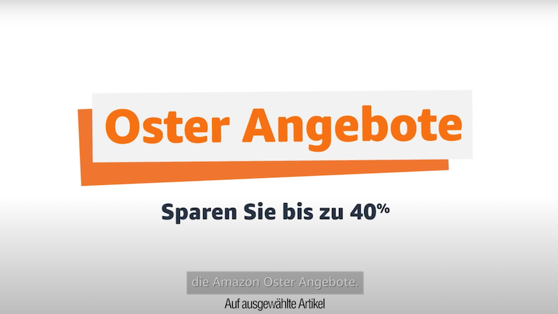 Amazon Oster Angebote Tech-Deals