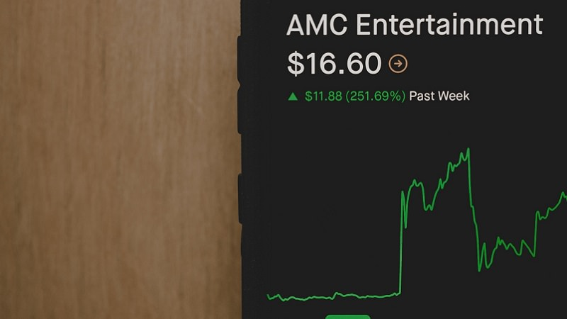 AMC Entertainment, wallstreetbets, Gamestop, Robinhood, Trading, Trading Apps, Stocks