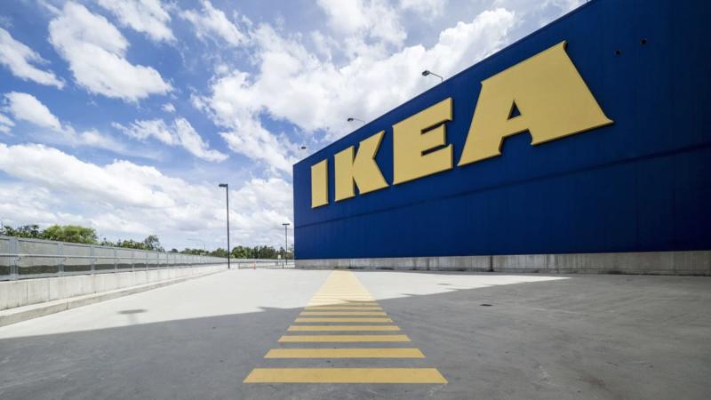 Ikea, Geschäft, Möbelhaus, Lieferung